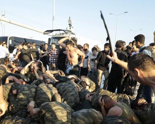 'Doodstraf kan niet ingevoerd worden voor deze coupplegers'
