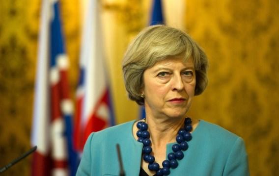 May zet nieuwe Britse kerncentrale 'on hold'