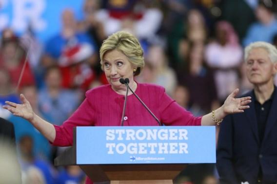 Trump verslaat Hillary qua kijkcijfers