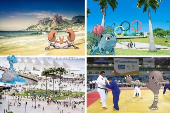 Rio smeekt Nintendo om Pokémon Go: 'Voor de atleten'