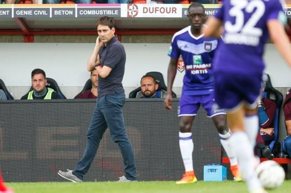 Gok Weiler liep bijna fout af voor Anderlecht