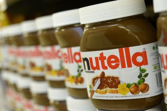 Ferrero lust wel de koekjes van Delacre