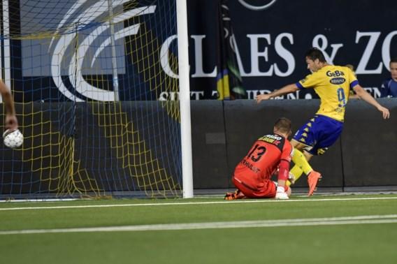 STVV heeft flater van Lokerse goalie nodig voor drie punten