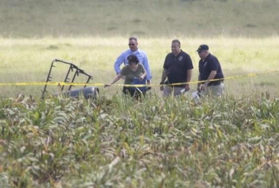 Zestien doden bij crash luchtballon in Texas