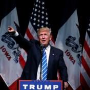 Trump langs alle kanten onder vuur