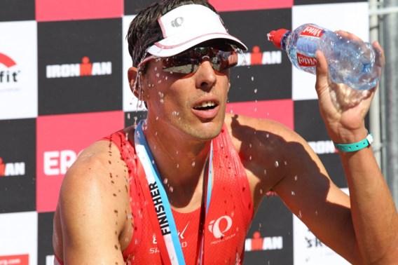 Ex-triatleet Axel Zeebroek organiseert wedstrijd