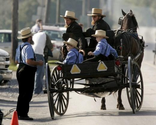 Oplossing kinderastma te vinden bij de Amish