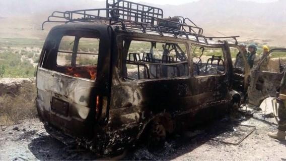 Toeristen aangevallen in Afghanistan