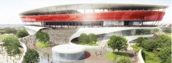 Opnieuw stap dichter bij bouw van nationaal voetbalstadion op Heizel
