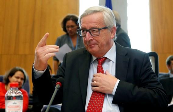 Juncker: 'EU-deur sluiten voor Turkije zou zware fout zijn'