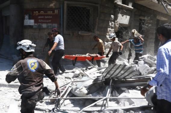 7 doden bij aanval met giftige stoffen in Aleppo, zegt Moskou