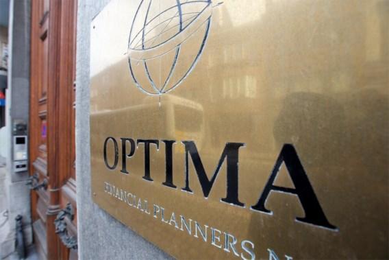 'Banken betalen voor faillissement Optima'