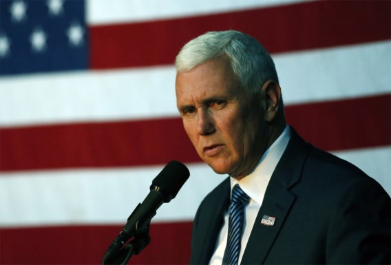 Kandidaat-vicepresident Mike Pence steunt Paul Ryan wel