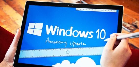 Wat u moet weten over de 'Anniversary Update' van Windows 10