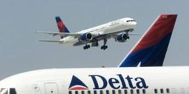 Vliegtuigen Delta Air Lines tijdlang aan de grond door panne
