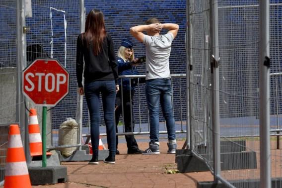 Politiezones verscherpen veiligheidsmaatregelen na aanslag Charleroi