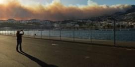 Geen bosbranden meer in toeristisch gebied van Madeira