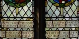 Verloren gewaand glasraam uit Ieperse kathedraal komt terug