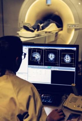Man of vrouw? Zelfs een geavanceerde MRI-scanner ziet geen verschil.