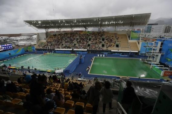 Waterstofperoxide is de oorzaak van het groene water in Rio