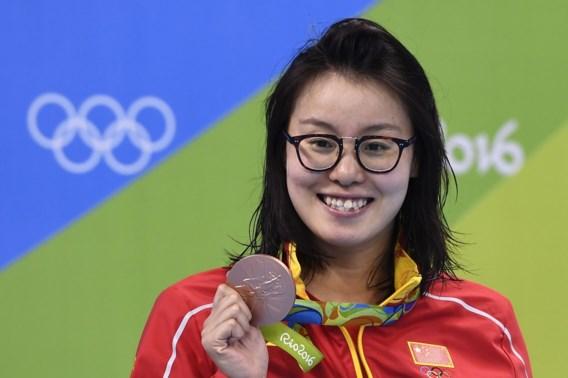 Ze brak geen record, maar doorbrak wel een immens taboe onder atleten