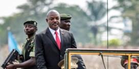 Regeringspartij Burundi beschuldigt België ervan rebellen te willen helpen