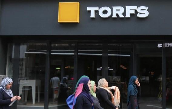 Wouter Torfs hoopt dat moslima's zijn winkels niet meer links laten liggen.