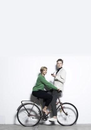 Sofie Lemaire en  Bent Van Looy moeten hun enthousiasme en nieuwsgierigheid overbrengen op de kijker.