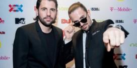 Dimitri Vegas & Like Mike in top tien best betaalde dj's