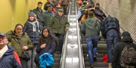 Geen toegangspoortjes in Antwerpse premetrostations
