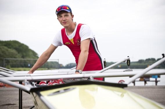 Niels Van Zandweghe naar A-finale op WK roeien