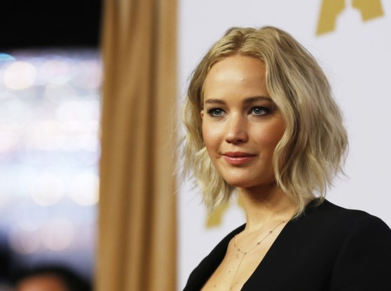 Jennifer Lawrence weer best betaalde actrice