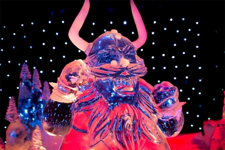 IJssculpturenfestival verlaat Brugge