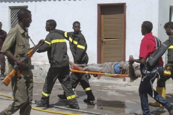 Aanslag op strandrestaurant in Somalische hoofdstad Mogadishu