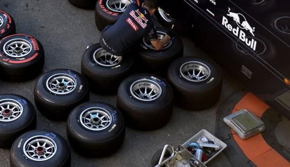 Pirelli test 'stevigere' F1-band tijdens oefensessies GP van België