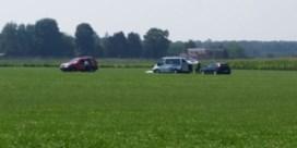 Parachutist overleden na crash in Opglabbeek