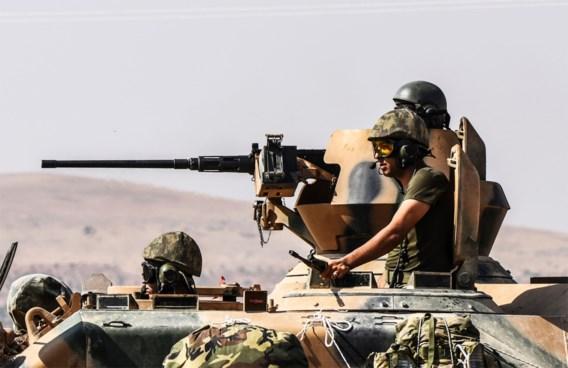 'Minstens 35 doden na Turkse bombardementen'
