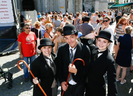 Cultuurmarkt van Vlaanderen bereikt 160.000 cultuurliefhebbers