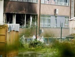 Vijf verdachten brandstichting NICC vrijgelaten, mogelijk sporen vernietigd