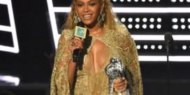 Beyoncé grote slokop van MTV Video Music Awards