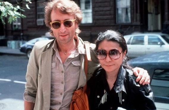 Lennon en Yoko Ono in 1980. Ono schreef een brief naar de jury.