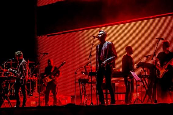 Massive Attack op het Sint-Pietersplein? Dat is Tricky