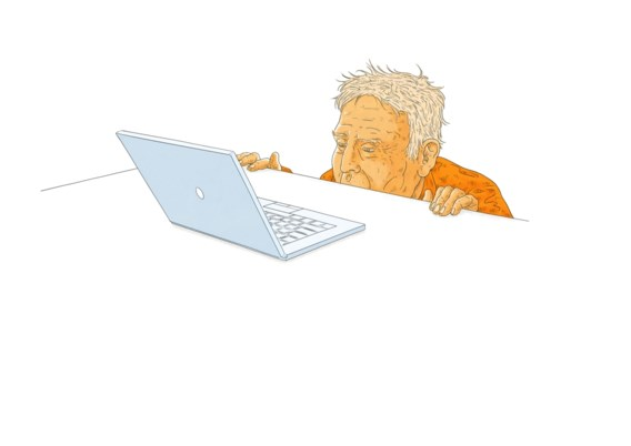 Een op vijf Belgen kan geen e-mail versturen