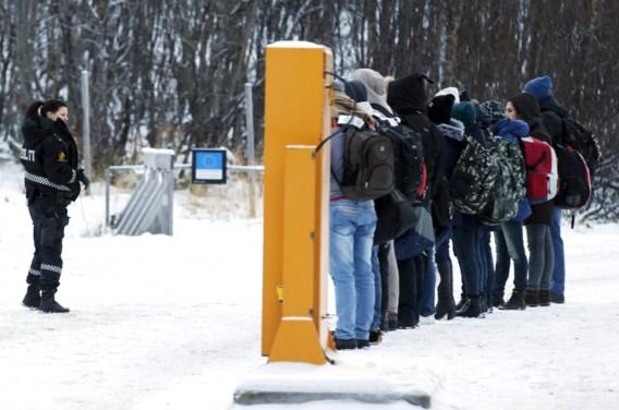 Noorwegen bouwt hek tegen vluchtelingen aan grens met Rusland