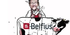 Staat wil cashkoe  Belfius niet slachten