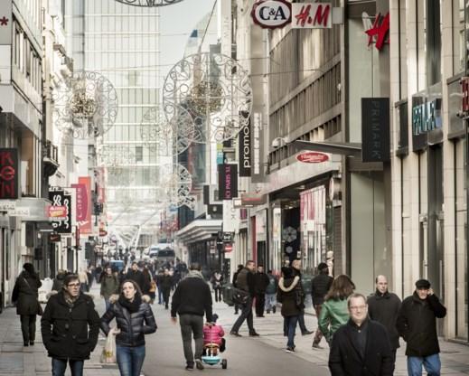 Winkels in Brusselse Nieuwstraat zien af van zondagsopening