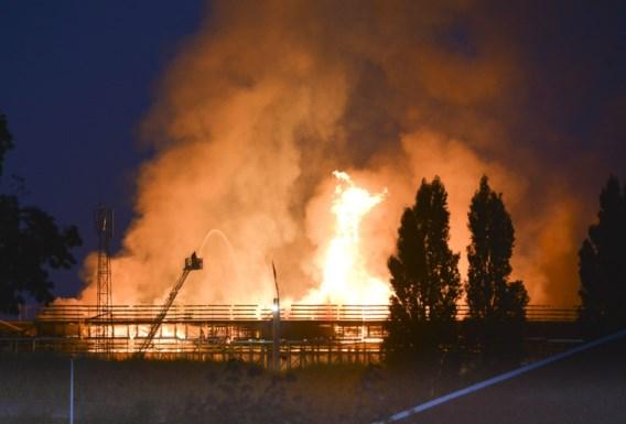 Vermoedelijke oorzaak gevonden van brand aan brug A11