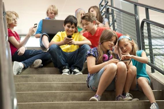Smartphones rukken op in scholen