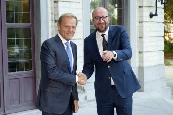 Michel: 'Ik wil geen Guantanamo in België'