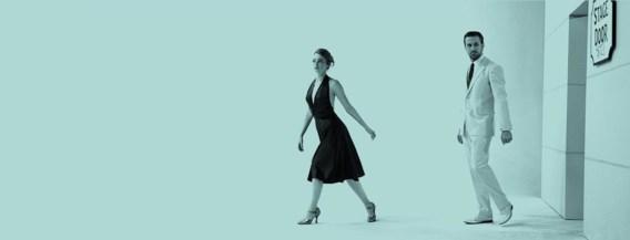 Emma Stone en Ryan Gosling in 'La la land': schaamteloos naïef en nostalgisch, en tegelijkertijd matuur en gedurfd.